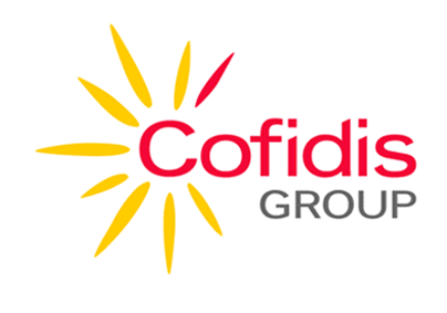 Cofidis GROUP logo